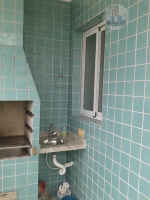 Apartamento Residencial À Venda, Boqueirão, Praia Grande. - Ap1035