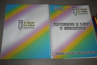 Lecto Escritura ¡aprendo A Leer Y Escribir! Volumen 1