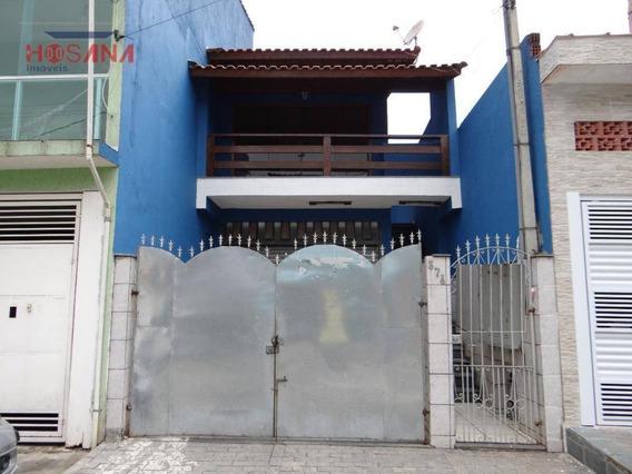 Casa Com 2 Dormitórios Para Alugar, 80 M² Por R$ 1.000/mês - Jardim Marcelino - Caieiras/sp - Ca0673