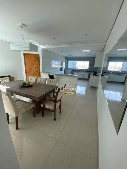 Sobrado Com 4 Dormitórios À Venda, 370 M² Por R$ 1.600.000 - Santa Paula - São Caetano Do Sul/sp - So0770