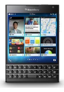 Blackberry Passport Sqw100-1 Rgy181lw Q30 3gb 32gb