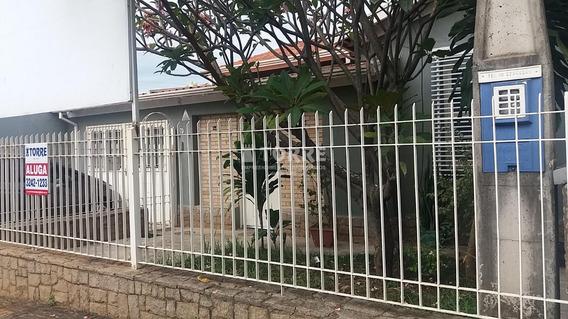 Casa Para Aluguel Em Jardim Chapadão - Ca003131