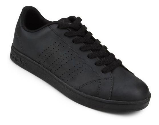 Tênis Original adidas Vs Advantage Clean Preto F99253