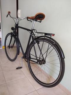 Bicicleta Fixie Vintage Rod 28 Cuadro Fad Nothingam