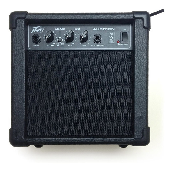 Amplificador Para Guitarra Peavey Audition 110m 7w Oferta
