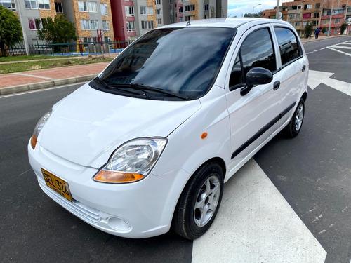 Chevrolet Spark Ls Mt1000cc Blanco Galaxia Aa Rines