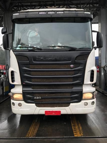Scania R 420 - 2010 - 6x4 - Financiamos Primeiro Caminhão