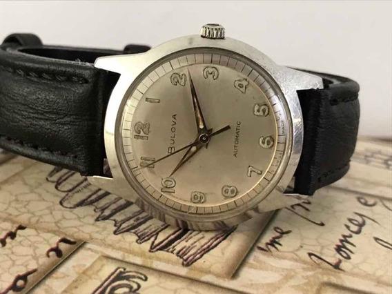 Reloj Bulova Antiguo Militar Automático
