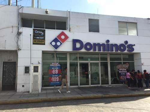 Edificio Comercial Con Amplio Terreno En El Centro De Mérida