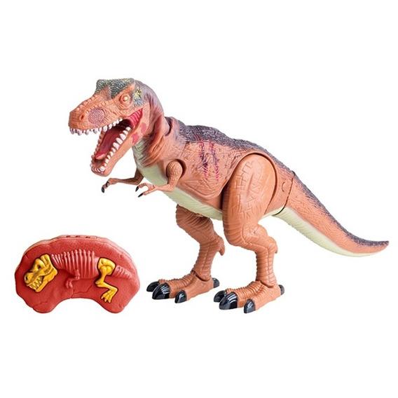Dinossauro Robo Controle Remoto Robossauro Rotação Articula