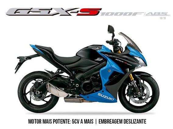 Suzuki Gsx-s1000fa Zero Km 2019