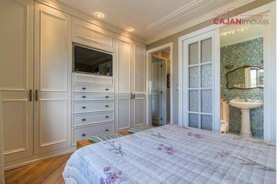 Apartamento Semimobiliado Com 3 Dormitórios E 1 Vaga No Bairro Jardim Botânicod - Ap4198