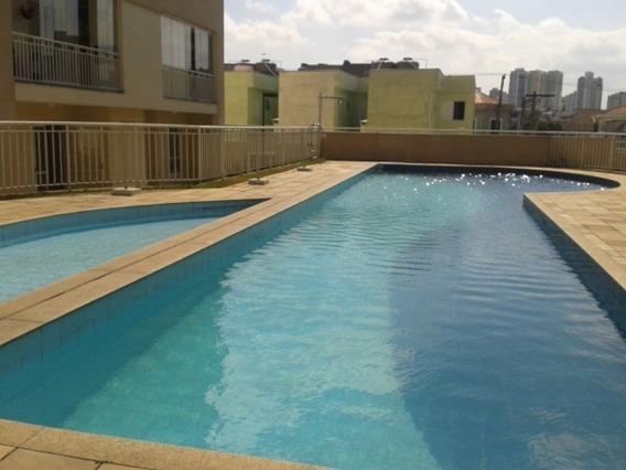 Apartamento A Venda, Analia Franco, 3 Dormitorios, 2 Vagas De Garagem, Pronto Para Morar - Ap07107 - 34482421