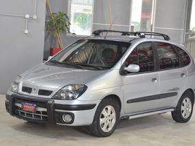 Renault Scenic 1.6l 16v Con Gnc 2007 5ptas Color Gris Plata