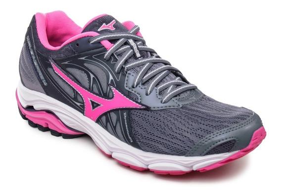 Zapatillas Mizuno Wave Inspire 14 W Running Mujer Importadas