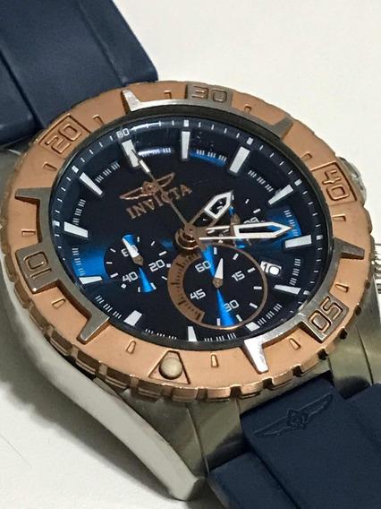 Relógio Masculino Invicta Aviator 22523 Comprado Nos Eua