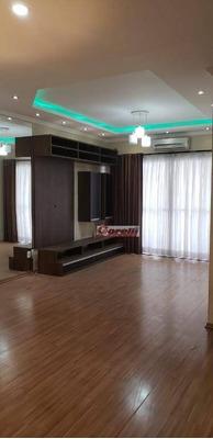 Apartamento Com 3 Dormitórios À Venda, 107 M² Por R$ 645.000 - Vila Moreira - Guarulhos/sp - Ap0472