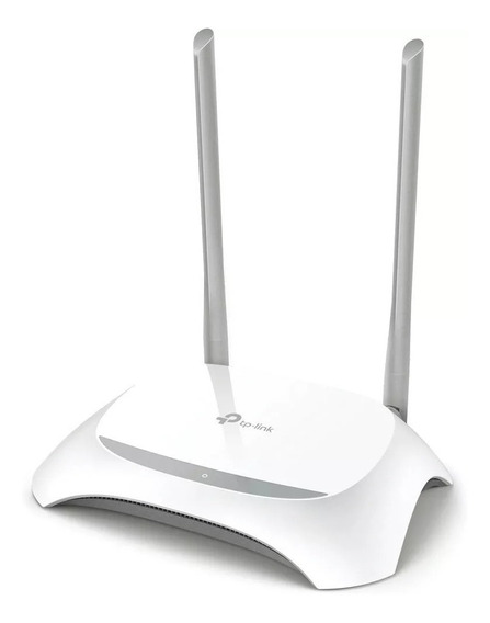 Roteador Wifi Tp-link Tl-wr849n 300mbps C/ 2 Antenas Top