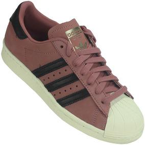 Tenis F adidas Superstar 80s - 48188