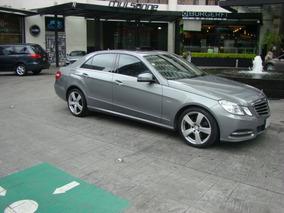 Mercedes Benz Clase E 250 Aut 2011 Gris