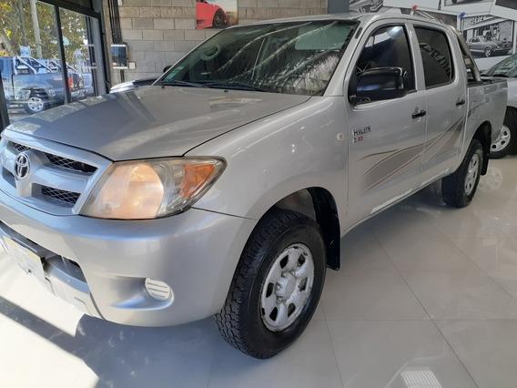 Toyota Hilux 2.5 4x2 C/cab