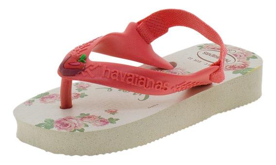 Chinelo Infantil Baby Princesas Havaianas Kids - 4139481 Beg