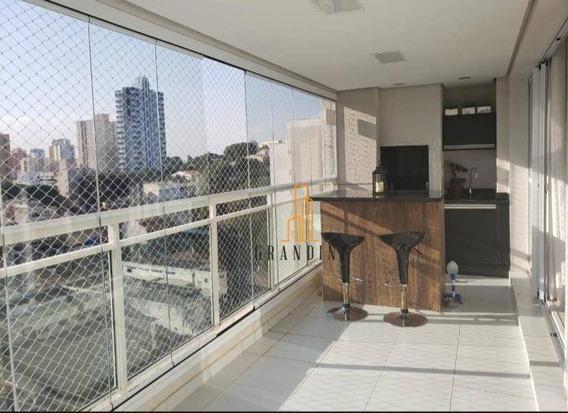 Apartamento Com 3 Dormitórios À Venda, 130 M² Por R$ 880.000,00 - Baeta Neves - São Bernardo Do Campo/sp - Ap1727