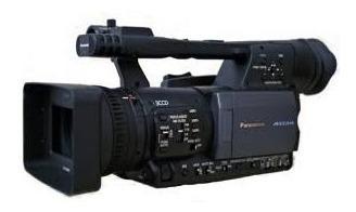 Filmadora Panasonic Hmc150 3ccds - Semi-nova.