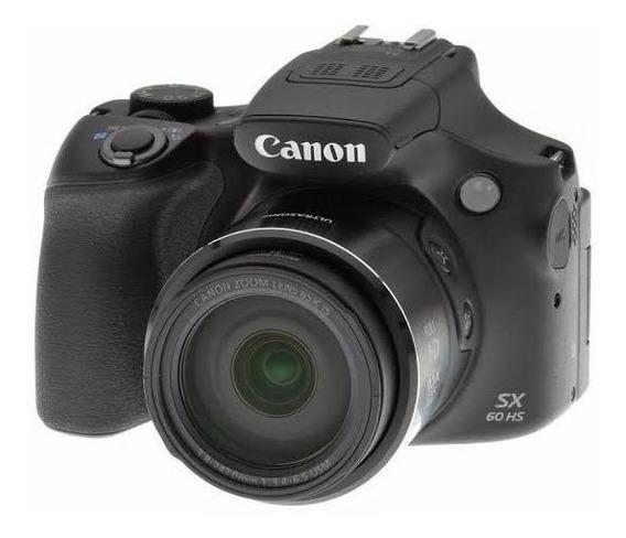 Câmera Profissional Canon Power Shot Sx60