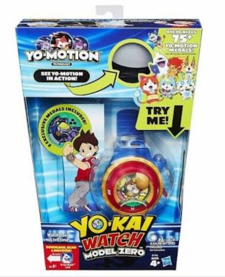Yo-kai Watch Model Zero Con Proyector De Animacion Yo-motion