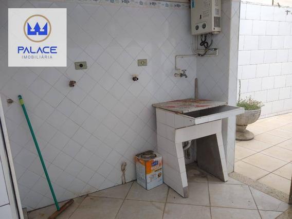 Casa Com 3 Dormitórios Para Alugar, 191 M² Por R$ 2.000,00/mês - Vila Monteiro - Piracicaba/sp - Ca0002