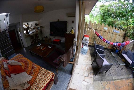 Hermoso Duplex Anual Con Garage Y Muebles En Cantegril!