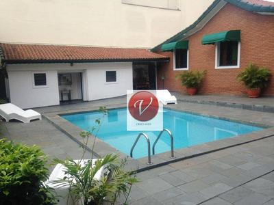 Casa Com 3 Dormitórios À Venda, 1058 M² Por R$ 3.750.000 - Vila Pires - Santo André/sp - Ca3003