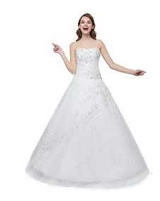 Vestido De Novia Con Envio Gratis !sweet 16 Dresses