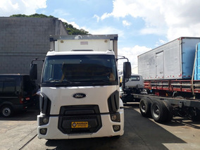 Ford Cargo 1717 Reduzido Assoalho Chapeado Muito Novo