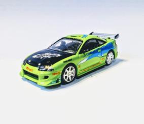 1/64 Velozes E Furiosos - Racing Champions - Eclipse Loose