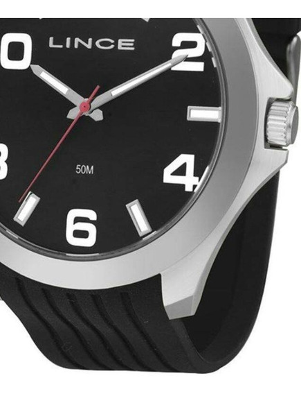 Relógio Masculino Lince Mrp4547l Analógico Quartz Casual