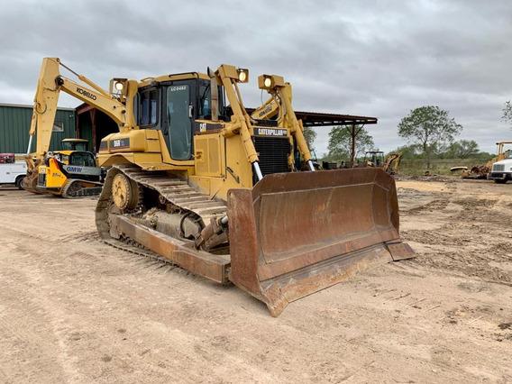 Bulldozer D6r 2006 Cabina Riper, 6000 Hrs Recien Importado