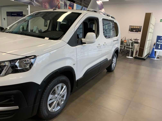 Peugeot Rifter 2021 1.6 Hdi Allure 7as