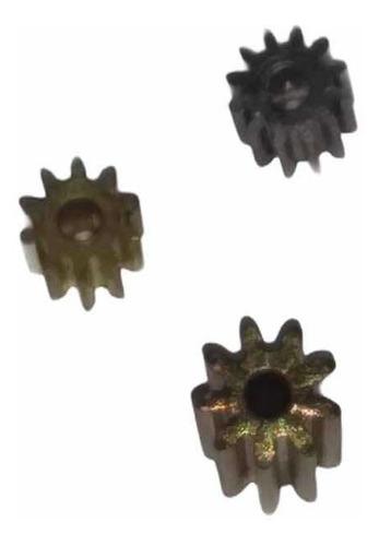 Engranaje Bronce Para Motores Autos Bateria Niños Colocacion