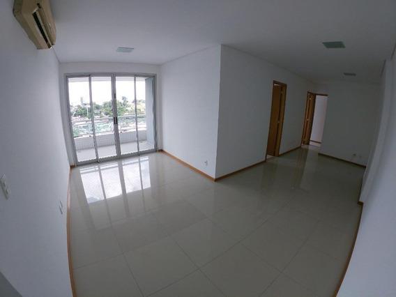 Apartamento No Salvador Dali Com 3 Dormitórios , 97 M² - Adrianópolis - Manaus/am - Ap0514