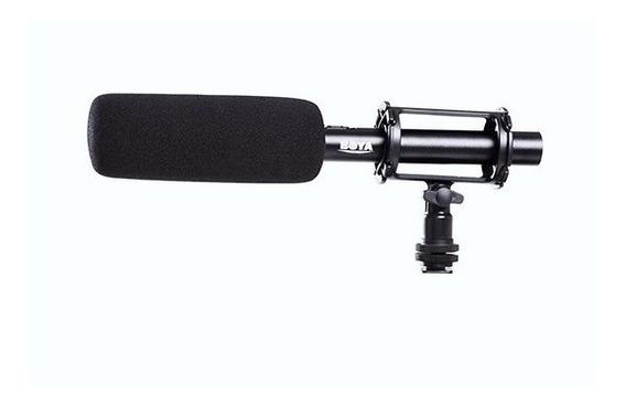 Microfone Condensador Boya By-pvm1000 Niko/canon 12x S/juros
