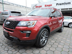 Ford Explorer 3.5 Sport 4x4 At