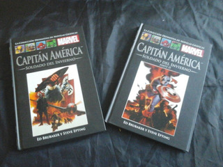Pack Soldado Del Invierno - 2 Libros ( Completa )