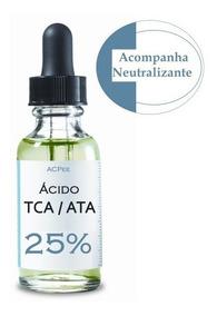 Tca / Ata 25% Tricloroacetico + Solução Neutralizante