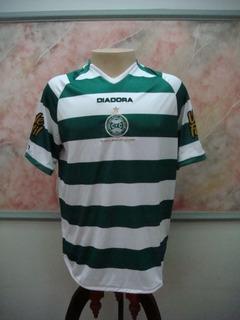 Camisa Futebol Coritiba Pr Diadora Jogo (98 Anos) 2362