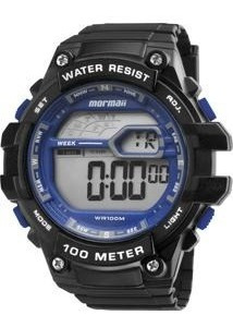 Relógio Mormaii Mo3480a/8a + Frete Gratis
