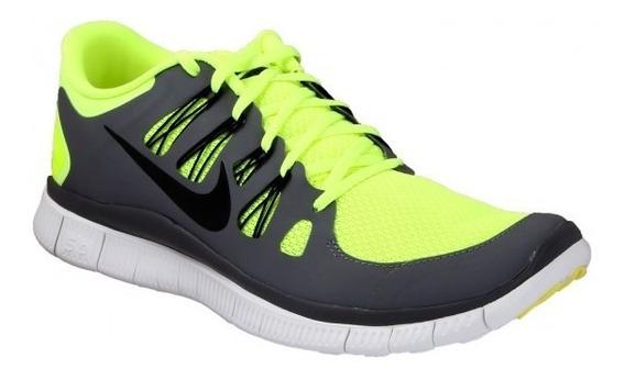 Zapatillas Nike Free 5.0 Gris Hombre