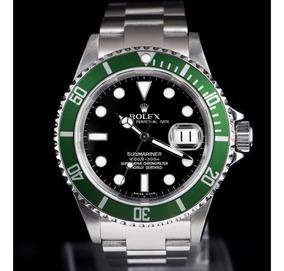 Relógio Rolex Oyster Perpetual Submarine Prata 40mm