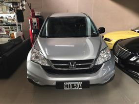 Honda Crv 2010 Lx 4x2 Aut 1 Ra Mano Solo 70 Mil Klms !!